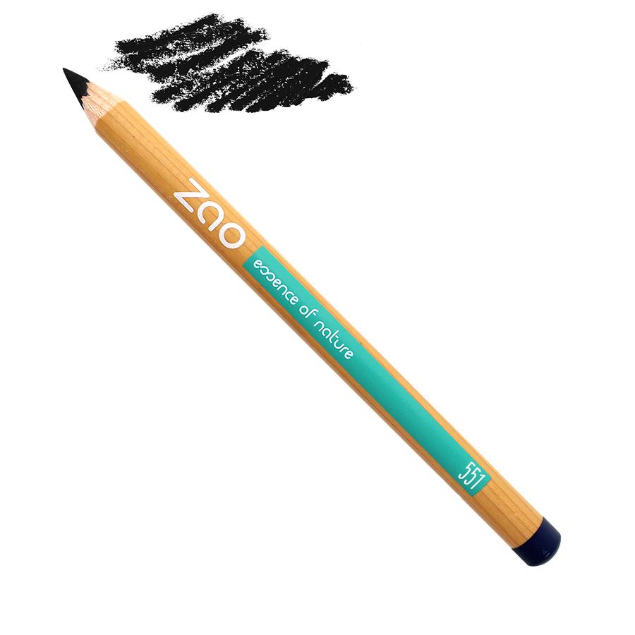 crayon noir zao