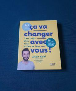 Livre Julien Vidal