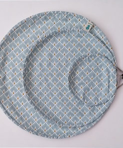 couvre plat lavable