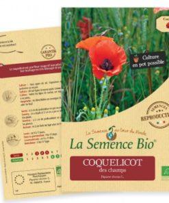 coquelicots bio
