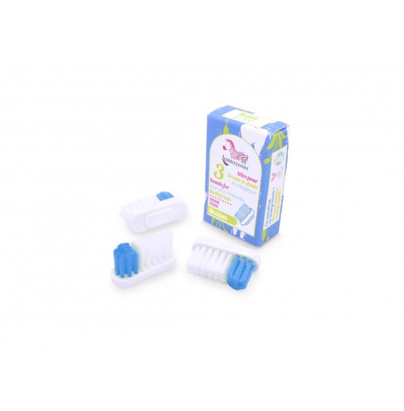 Recharge brosse à dent lamazuna