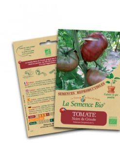 tomate noire de crimée bio