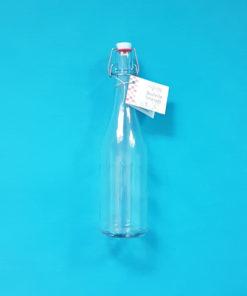 bouteille limonade verre