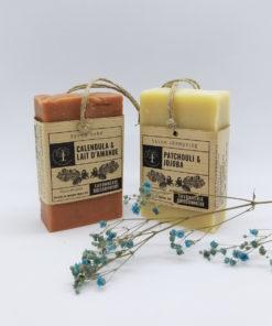 box savon & shampoing solide