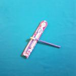 Brosse à dent Médium