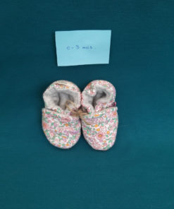 chaussons souples