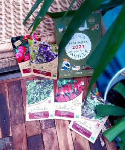 coffret jardinage urbain