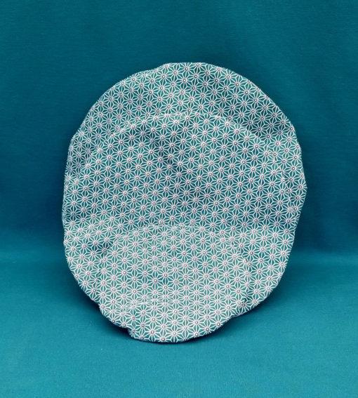 lot de 3 tailles de couvre plat lavable (zéro déchet)