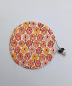 couvre plat zéro déchet