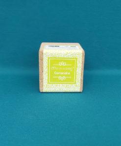 Cube aimanté & ensemencé