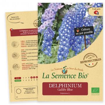 delphinium bio