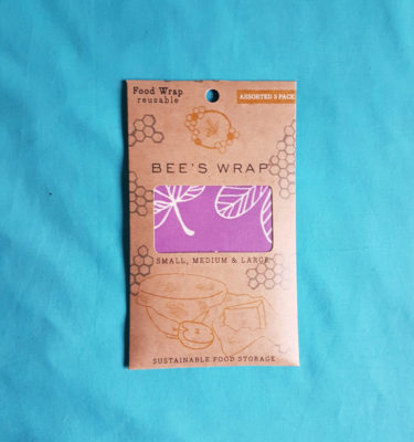 emballages bees wrap clover
