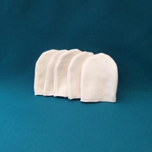 gants de démaquillage