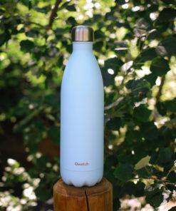 gourde pastel bleu 1L