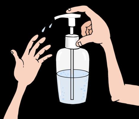 recette gel mains