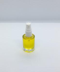 huile bébé naturel