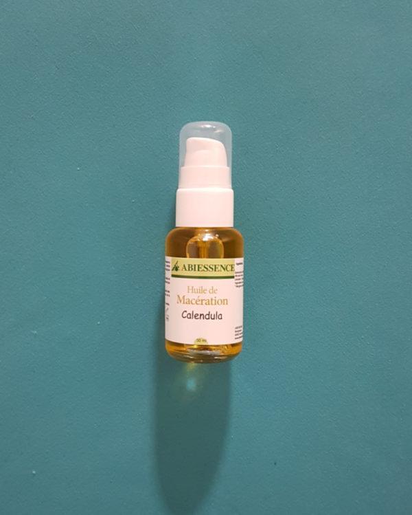 huile de macération calendula