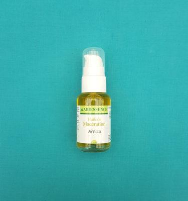 huile de macération d'arnica