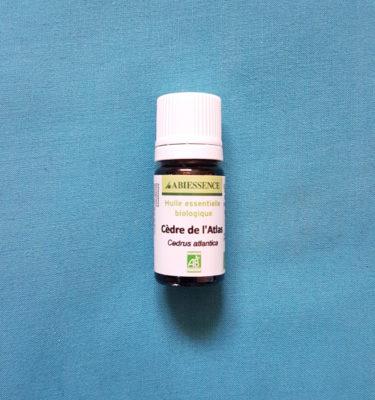 huile essentielle cedre