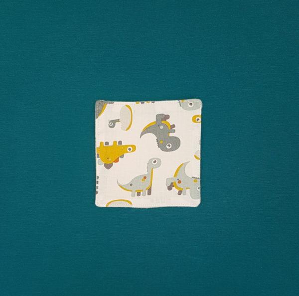 lingette lavable bebe tissus zero dechet