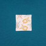 lingette bébé tissus zero dechet