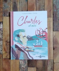 livre charles et moi