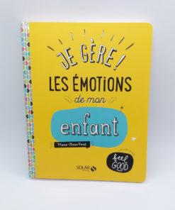 livre émotions enfant