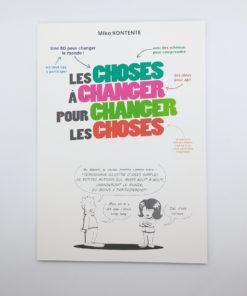 livre changement société