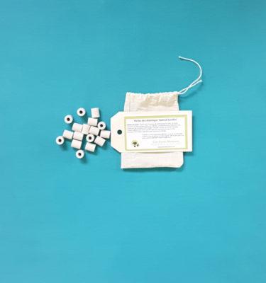 perles de ceramique