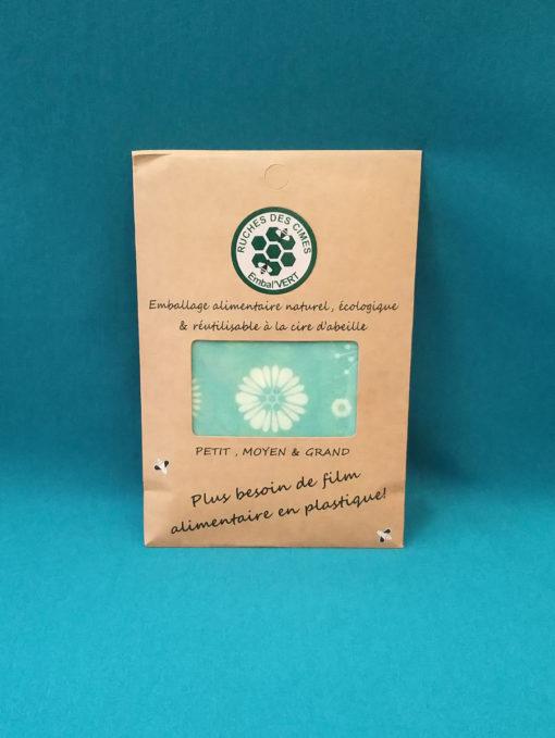 Bee Wrap, Emballage à la cire d'abeille