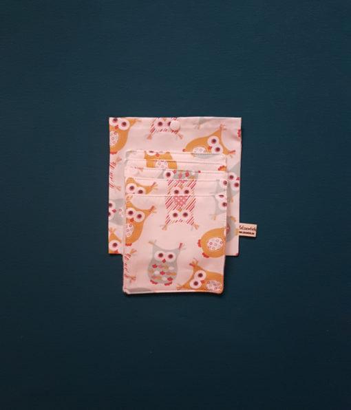 pochette tissus zero dechet