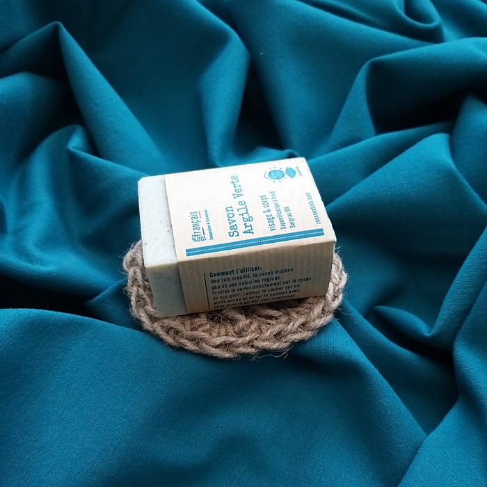 porte savon artisanal
