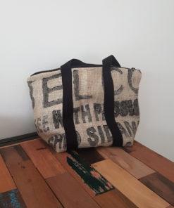 sac toile zero dechet