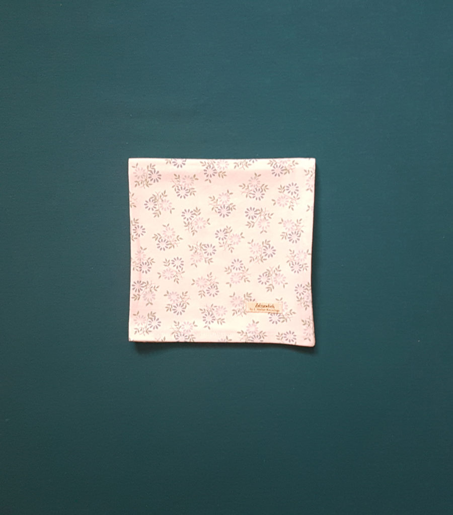 serviette de table zero dechet tissus