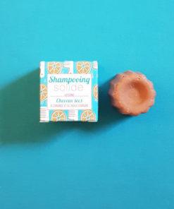 shampoing zero dechet