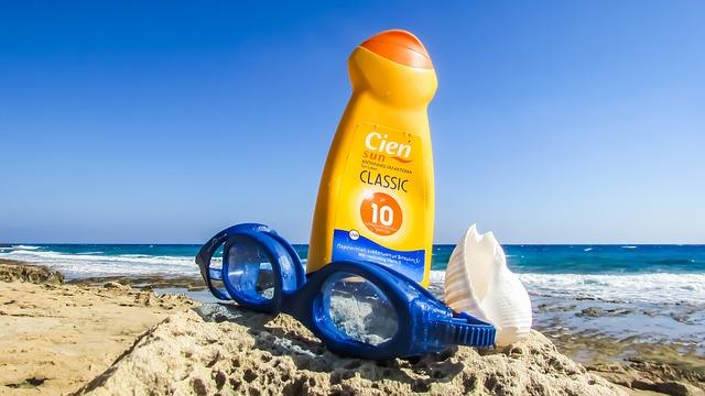 Les dangers de la crème solaire