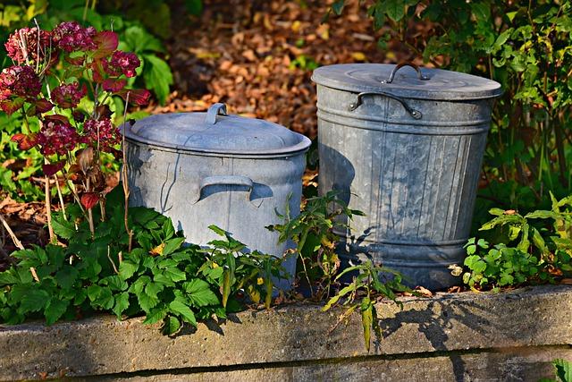 Les dix commandements pour réduire tes poubelles